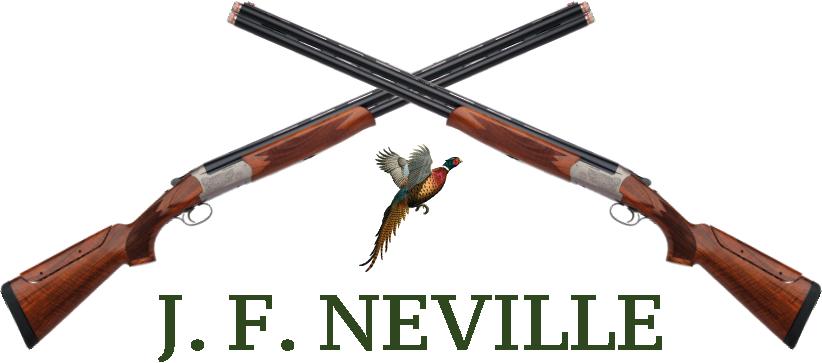 J.F.Neville Guns Logo